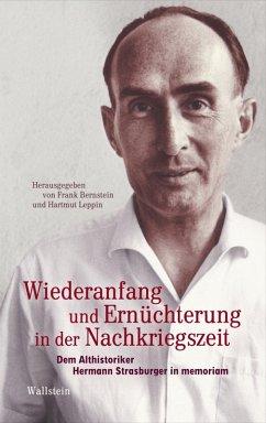 Wiederanfang und Ernüchterung in der Nachkriegszeit (eBook, PDF)