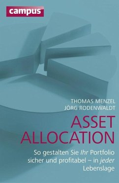 Asset Allocation (eBook, PDF) - Menzel, Thomas; Rodenwaldt, Jörg