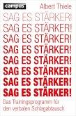 Sag es stärker! (eBook, PDF)