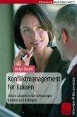 Konfliktmanagement für Frauen (eBook, PDF)