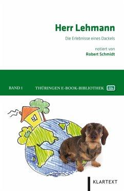 Herr Lehmann (eBook, ePUB) - Schmidt, Robert
