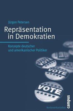 Repräsentation in Demokratien (eBook, PDF) - Petersen, Jürgen
