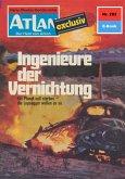 """Ingenieure der Vernichtung (Heftroman) / Perry Rhodan - Atlan-Zyklus """"Der Held von Arkon (Teil 1)"""" Bd.202 (eBook, ePUB)"""