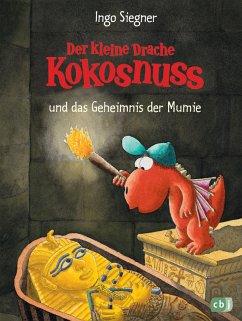 Der kleine Drache Kokosnuss und das Geheimnis der Mumie / Die Abenteuer des kleinen Drachen Kokosnuss Bd.13 (eBook, ePUB) - Siegner, Ingo