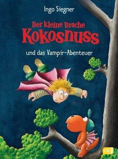 Der kleine Drache Kokosnuss und das Vampir-Abenteuer / Die Abenteuer des kleinen Drachen Kokosnuss Bd.12 (eBook, ePUB) - Siegner, Ingo