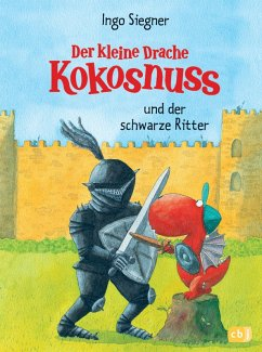 Der kleine Drache Kokosnuss und der schwarze Ritter / Die Abenteuer des kleinen Drachen Kokosnuss Bd.4 (eBook, ePUB) - Siegner, Ingo