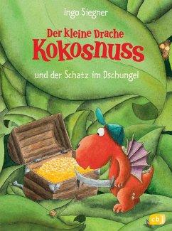 Der kleine Drache Kokosnuss und der Schatz im Dschungel / Die Abenteuer des kleinen Drachen Kokosnuss Bd.11 (eBook, ePUB) - Siegner, Ingo