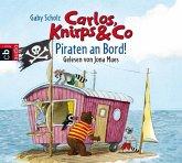 Piraten an Bord! / Carlos, Knirps & Co Bd.4 (MP3-Download)