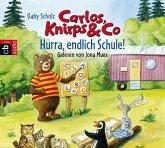 Hurra, endlich Schule! / Carlos, Knirps & Co Bd.3 (MP3-Download)