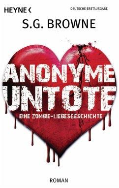 Anonyme Untote (eBook, ePUB)