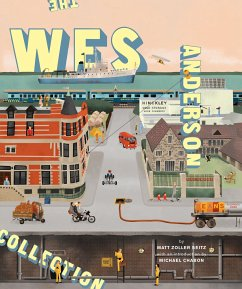 The Wes Anderson Collection - Seitz, Matt Zoller