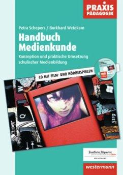 Handbuch Medienkunde - Schepers, Petra; Wetekam, Burkhard