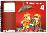 Tiger-Trainer 4 - Arbeitsheft
