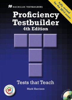 Proficiency Testbuilder, Student's Book w. 2 Audio-CDs (without Key)
