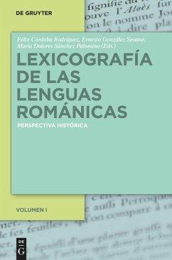 Lexicografía de las lenguas románicas