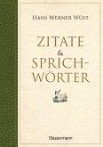 Zitate & Sprichwörter (eBook, ePUB)