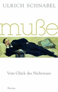 Muße (eBook, ePUB) - Schnabel, Ulrich