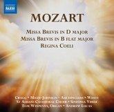 Missae Brevis D-Dur+B-Dur/Regina Coeli