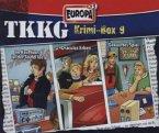 Krimi-Box 9 / TKKG Bd.118/140/151 (3 Audio-CDs)