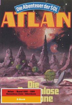 Namenlose Zone / Alkordoom / Perry Rhodan - Atlan Paket Bd.14
