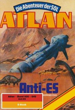 Anti-ES / Perry Rhodan - Atlan Paket Bd.13