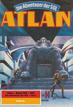 Die Abenteuer der SOL (Teil 2) / Perry Rhodan - Atlan Paket Bd.12