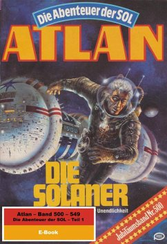 Die Abenteuer der SOL (Teil 1) / Perry Rhodan - Atlan Paket Bd.11