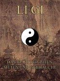 Li Gi - Das Buch der Riten, Sitten und Gebräuche (eBook, ePUB)