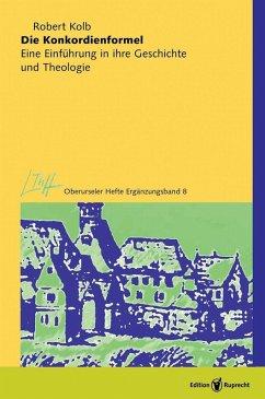 Die Konkordienformel (eBook, PDF) - Kolb, Robert