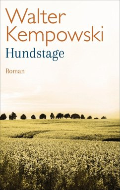 Hundstage (eBook, ePUB) - Kempowski, Walter