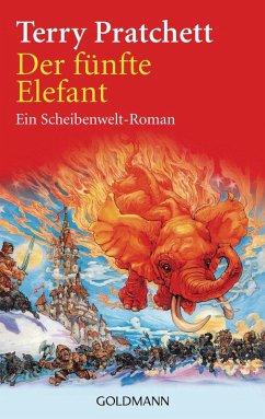 Der fünfte Elefant / Scheibenwelt Bd.24