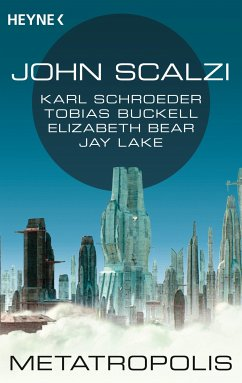 Metatropolis (eBook, ePUB) - Scalzi, John
