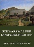 Schwarzwälder Dorfgeschichten (eBook, ePUB)
