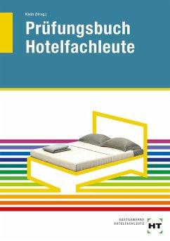 Prüfungsbuch Hotelfachleute - Herrmann, F. Jürgen