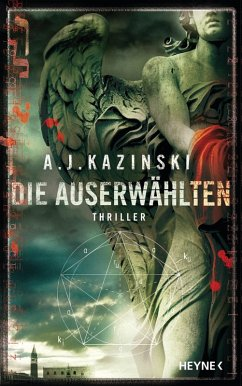 Die Auserwählten / Kommissar Niels Bentzon Bd.1 (eBook, ePUB) - Kazinski, A. J.