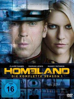 Homeland - Season 1 (DVD)