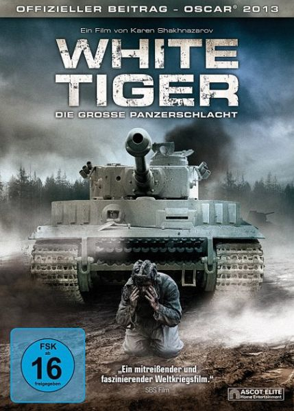 White Tiger Die Große Panzerschlacht