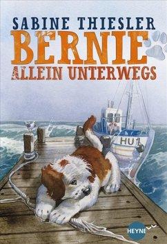 Bernie allein unterwegs Bd.1 (eBook, ePUB) - Thiesler, Sabine
