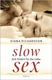 Slow Sex (eBook, ePUB)
