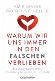 Warum wir uns immer in den Falschen verlieben (eBook, ePUB)