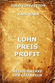 Lohn, Preis, Profit (eBook, ePUB)