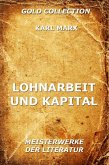 Lohnarbeit und Kapital (eBook, ePUB)