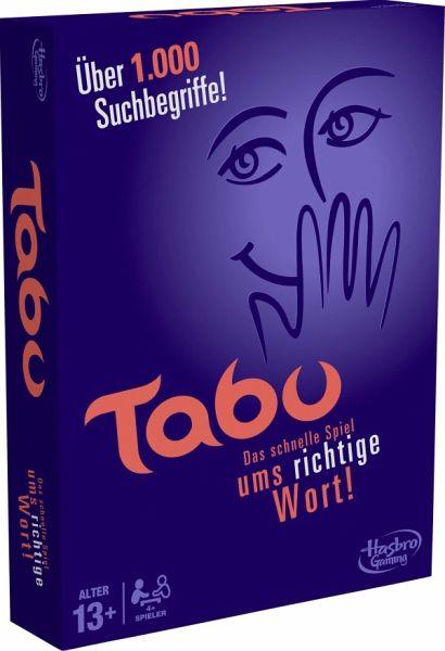Spiel Tabu