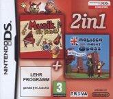 2 in 1: Lernen - Musik & Englisch (Nintendo DS)