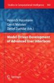 Model-Driven Development of Advanced User Interfaces