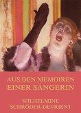 Aus den Memoiren einer Sängerin (eBook, ePUB)