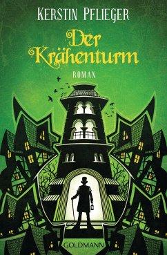 Der Krähenturm / Icherios Ceihn Bd.2 (eBook, ePUB) - Wetzel, Kerstin