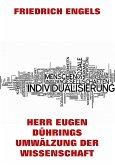 Herr Eugen Dührings Umwälzung der Wissenschaft (eBook, ePUB)