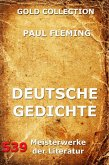 Deutsche Gedichte (eBook, ePUB)