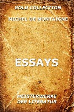 Essays (eBook, ePUB) - Montaigne, Michel De